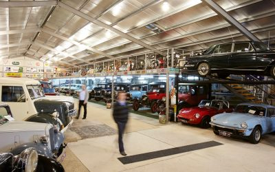 Campes Motor Museum