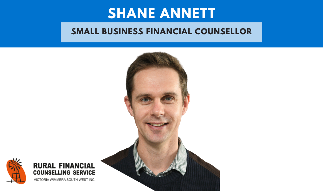 Shane Annett Rural Financial Counselling Service