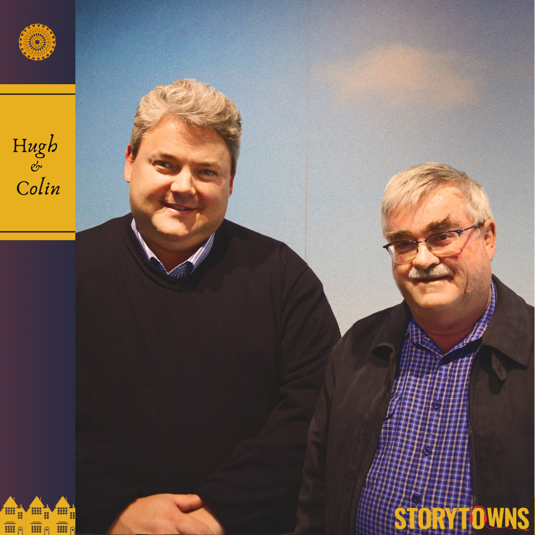 Council Support- Hugh & Colin