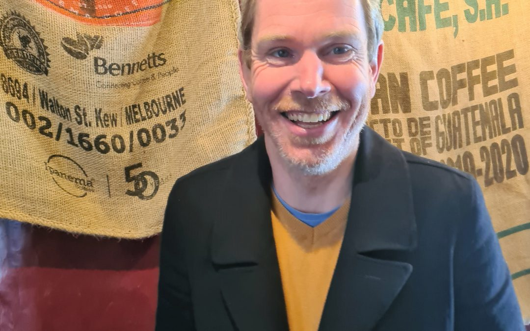 Behind the Beans with Bruach from Rox Coffee